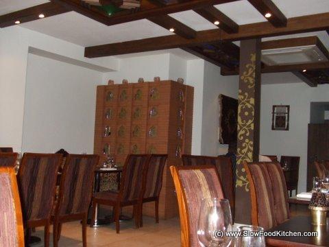 Zayna Restaurant Marble Arch