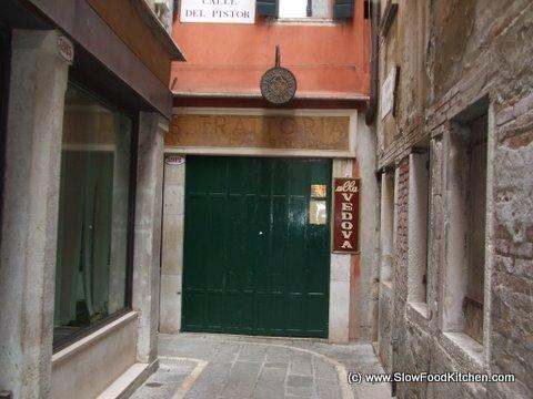 Alla Vedova Venice