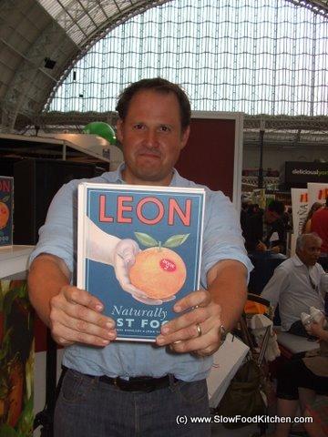 Henry Leon of Leon Restaurants