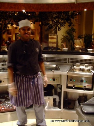Our Chef from Kerala