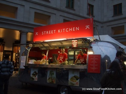Street Kitchen London Restaurant Festival