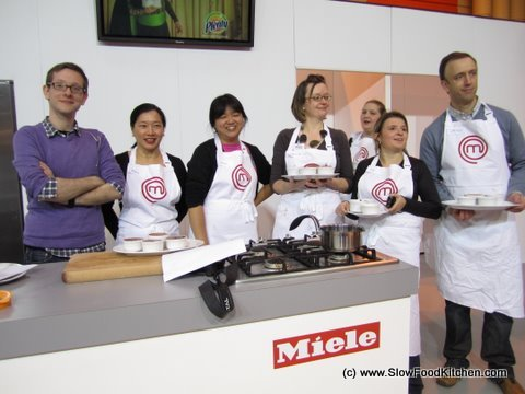 Masterchef Challenge BBC Good Food Show
