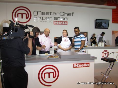Masterchef Invention Test