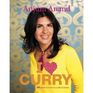 anjum anand i love curry