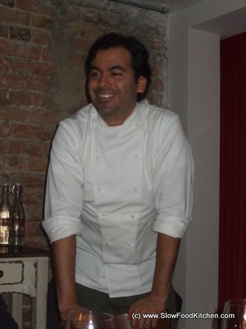 Chef Diego Jacquet