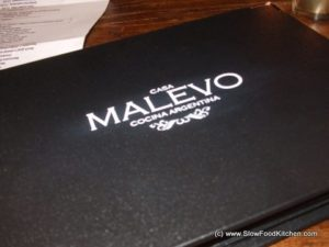 Casa Malevo