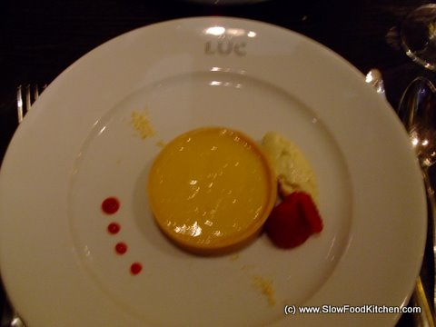 lemon tart cafe luc