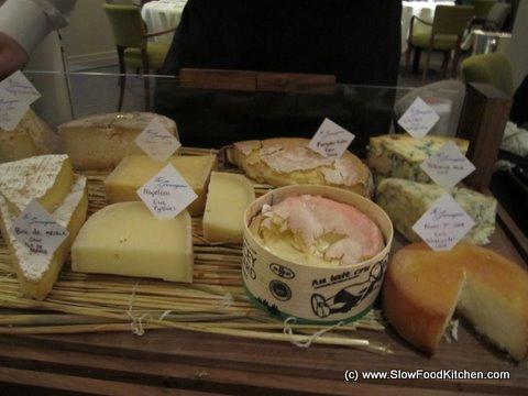 Cheese Board Pierre Koffman