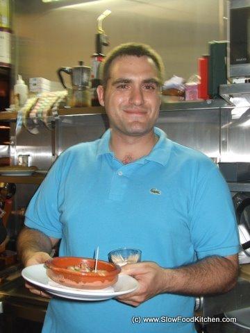 Chef Nachos Camino Westferry