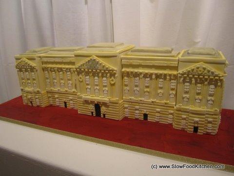 Buckingham Palace Cake Helen Pennels