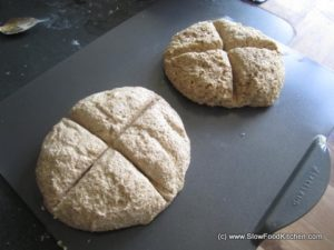 5 minute soda bread