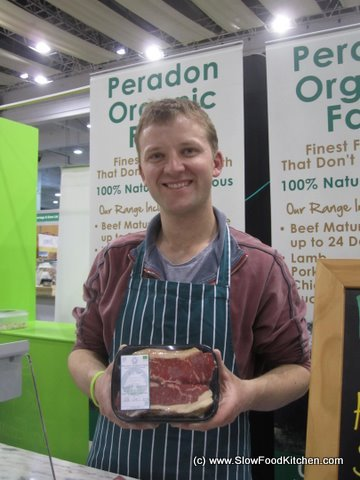 Real Food Festival Peradon Organic Farm