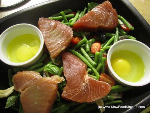 Gwyneth Paltrow's Hot Nicoise Salad Recipe