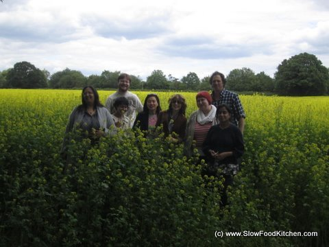 The Tracklements Company Mustard Farm