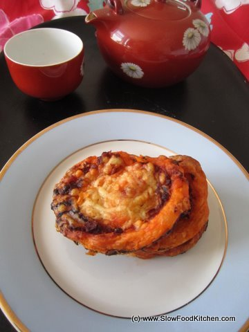 Spicy Nduja Palmier Recipe