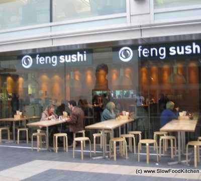 Sushi in the City at Feng Sushi