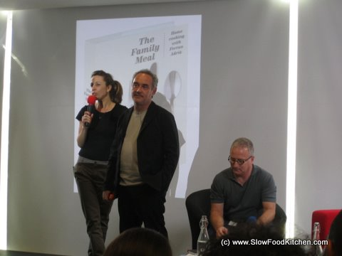 Ferran Adria's Talk at Google