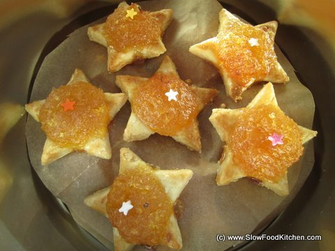 Malaysian Pineapple Tarts