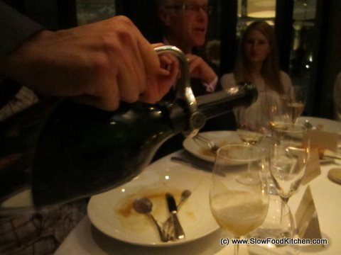 The Greenhouse Laurent Perrier Grand Cuvee Grand Siecle