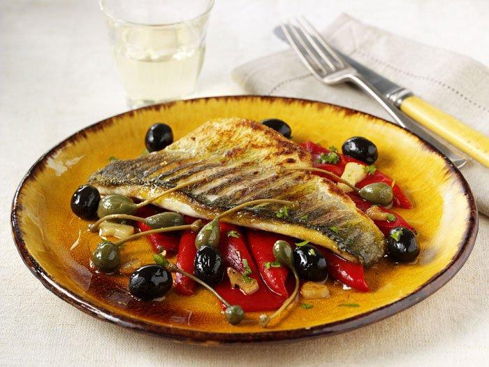 Pan-Fried-Sea-Bass