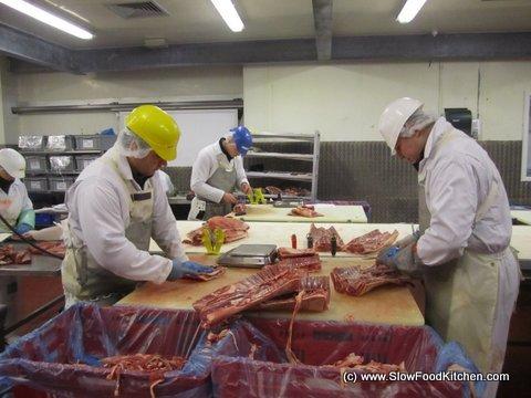 Donald Russell online butcher