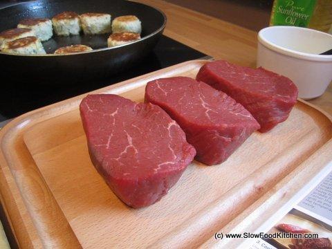 Donald Russell online butcher Pave rump steak