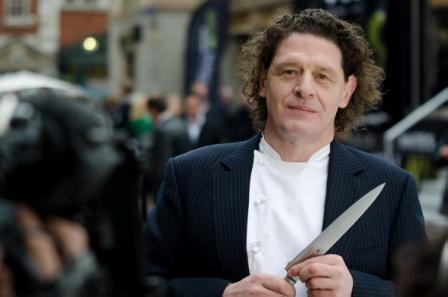 Marco Pierre White Kitchen Wars Channel 5