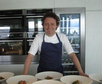 Electrolux The Cube Tom Kitchin
