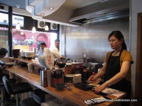 Ittenbari Ramen Restaurant Soho