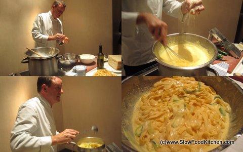 Theo Randall Intercontinental  Pasta Masterclass