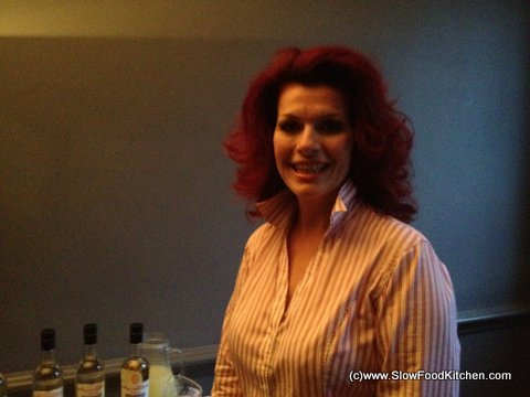 Chocolate Tales at Dean Street Cleo Rocos Aqua Riva Tequila