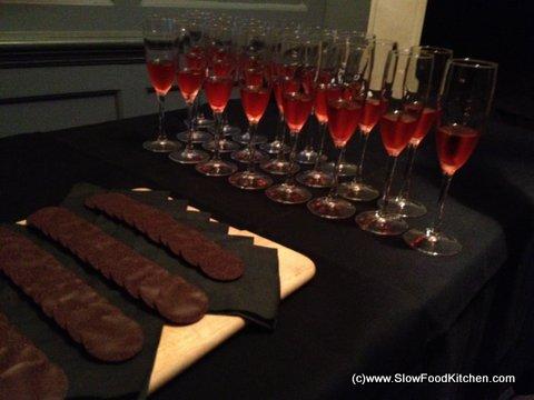 Chocolate Tales at Dean Street Artisan du Chocolat
