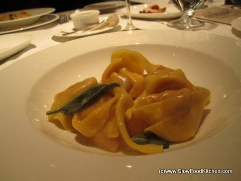 Theo Randall Masterclass with Parmigiano Reggiano