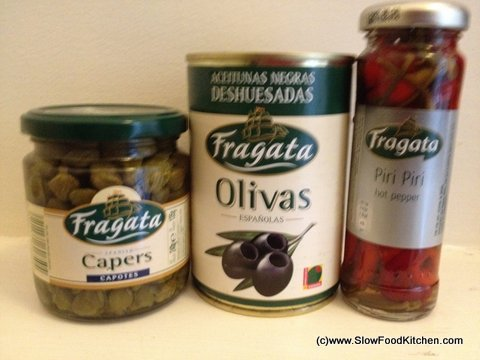 Fragata Olives