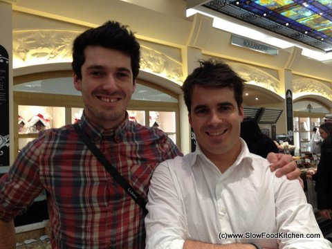 The Fabulous Baker Brothers at Harrods