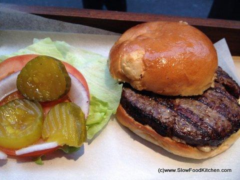 BRGR Soho Burgers