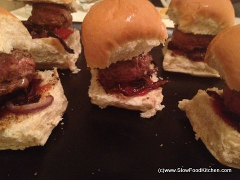 Donald Russel Christmas Pack Mini Sliders