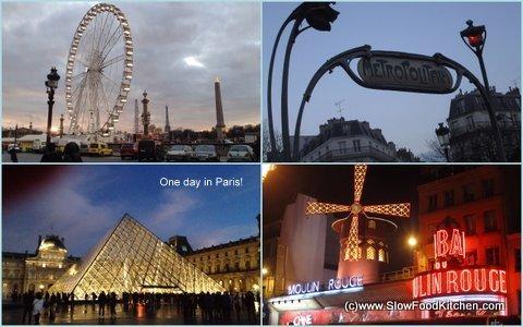 Views of Paris 2012