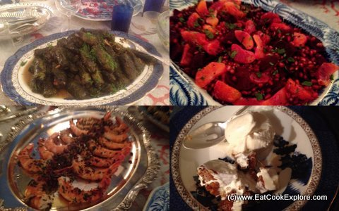 Syrian Supperclub London Melba
