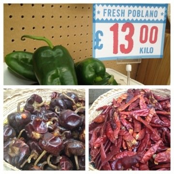 Mexican Chillies