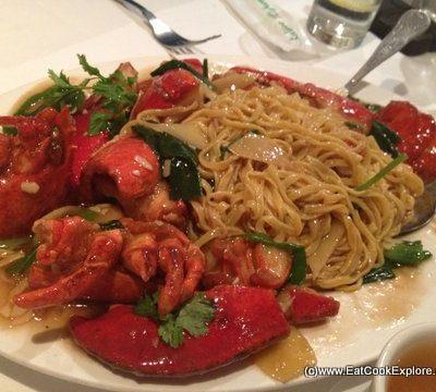 Mandarin Kitchen – Lobster Noodles Still Great