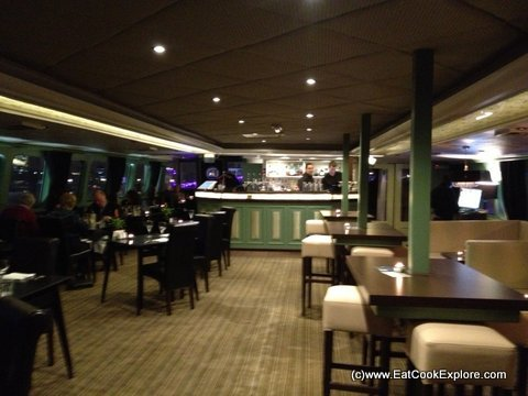 HIspaniola Upper Deck