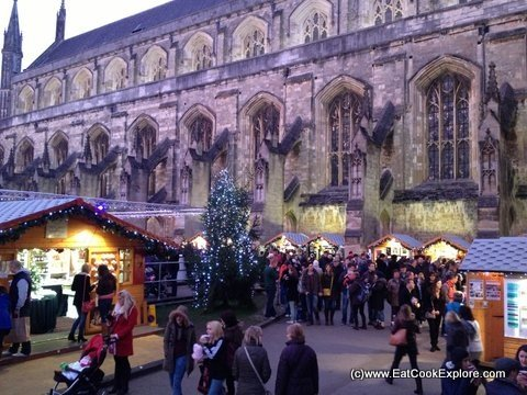 The Winchester Christmas Market