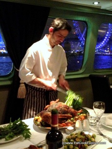 Roast Goose HIspaniola Upper Deck