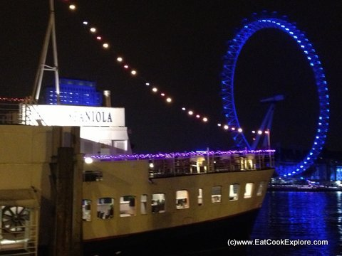 The Hispaniola Victoria Embankment