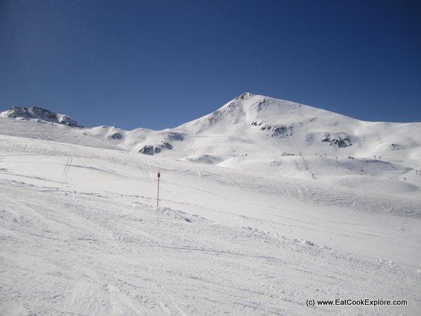 Catalonian Pyrenees  Skiing Boi Taull Resort