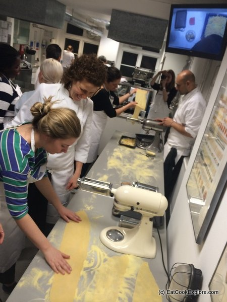 Cookery School 1694