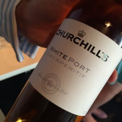 Port and Chocolate Matching at Churchill's Port House