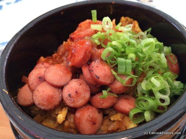 Hotdog Fried Rice