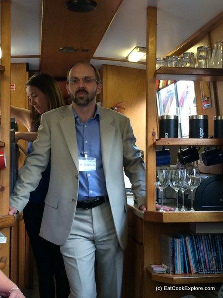 Stephane Waitrose Wine Expert